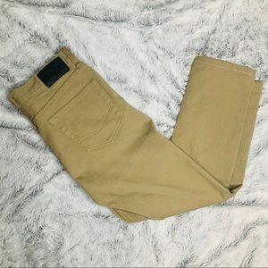 Bullhead Khaki Slim Jeans Size 30 x 32